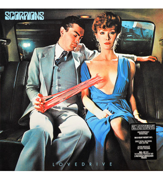 Scorpions - Lovedrive (LP, Album, Dlx, RE, RM, 180 + CD, Album, RE, RM) mesvinyles.fr