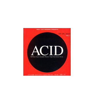 "Various - Acid: Can You Jack? Vol. 2 (2x12"", Comp, RE) mesvinyles.fr"