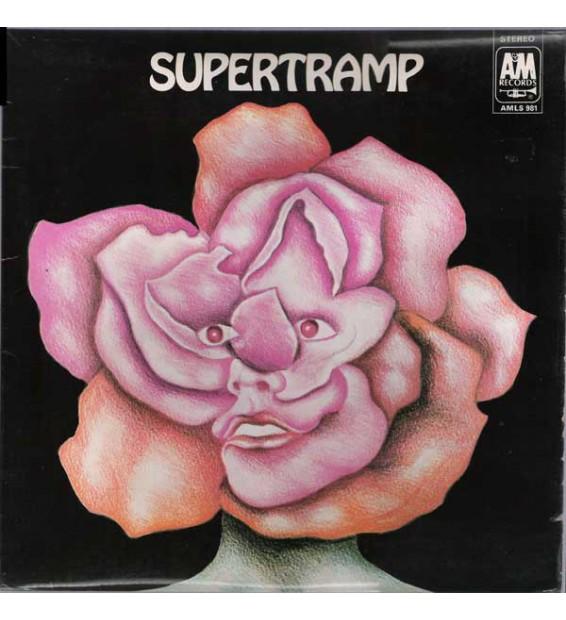 Supertramp - Supertramp (LP, Album, RE)
