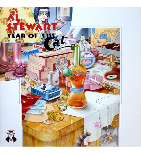 Al Stewart - Year Of The Cat (LP, Album, RE, Gat)