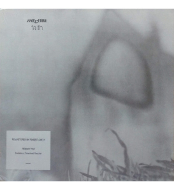 The Cure - Faith (LP, Album, RE, RM, RP, 180) mesvinyles.fr