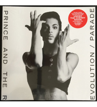 Prince And The Revolution - Parade - Music From The Motion Picture 'Under The Cherry Moon' (LP, Album, RE, Gat)
