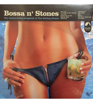 Various - Bossa N' Stones - The Electro-Bossa Songbook Of The Rolling Stones (LP, Comp) mesvinyles.fr