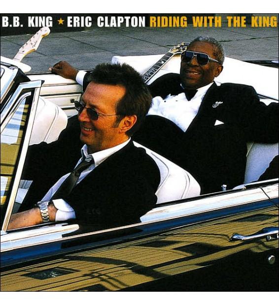 B.B. King & Eric Clapton - Riding With The King (2xLP, Album, RE, 180) mesvinyles.fr