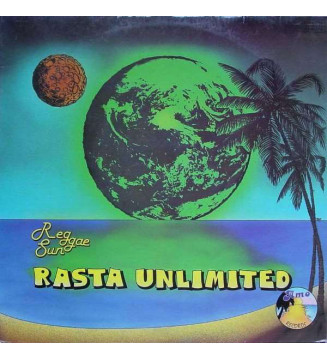 Rasta Unlimited - Rasta Unlimited (LP, Comp) mesvinyles.fr