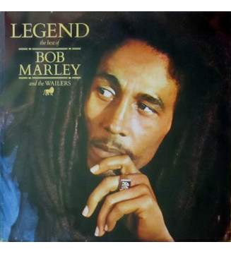 Bob Marley And The Wailers* - Legend (The Best Of Bob Marley And The Wailers) (LP, Comp, Gat)