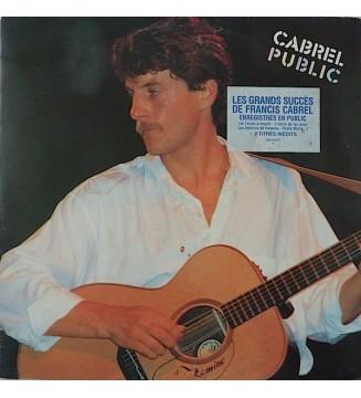 Francis Cabrel - Cabrel Public (2xLP, Album, Gat)