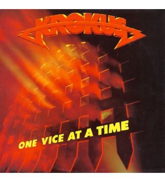 Krokus - One Vice At A Time (LP, Album) mesvinyles.fr