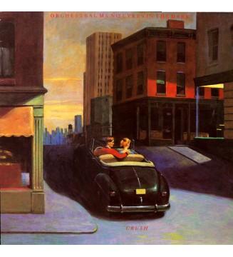 Orchestral Manoeuvres In The Dark - Crush (LP, Album)