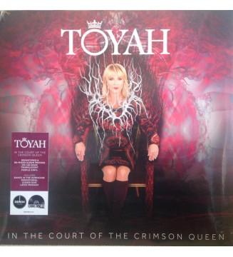 Toyah - In The Court Of The Crimson Queen (LP, Album, RM, Tra) BLACK FRIDAY 2019 mesvinyles.fr
