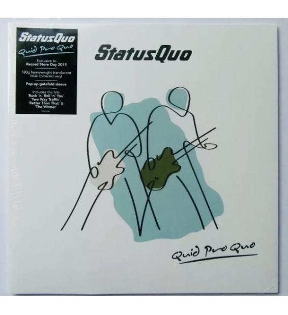 Status Quo - Quid Pro Quo (LP, Album, Ltd, RE, Blu)