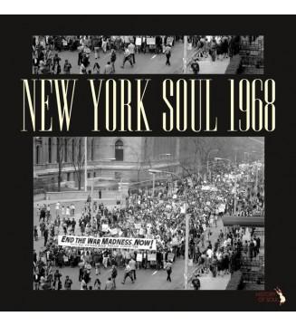 Various - New York Soul 1968 (LP, Album, Comp, Mono) BLACK FRIDAY 2019 mesvinyles.fr