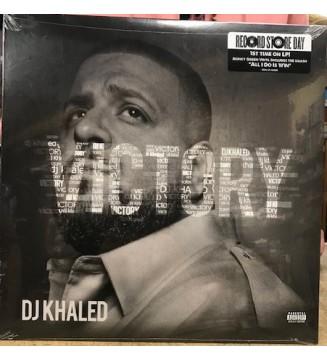 DJ Khaled - Victory (LP, Album, Ltd, RE, Gre) BLACK FRIDAY 2019 mesvinyles.fr