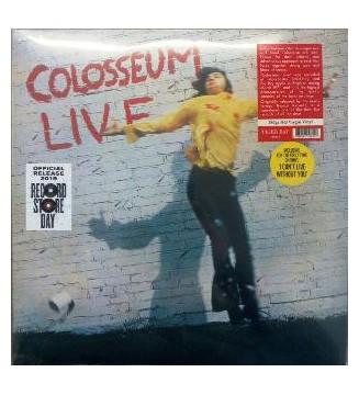 Colosseum - Live (2xLP, Album, Ltd, RE, S/Edition) BLACK FRIDAY 2019 mesvinyles.fr