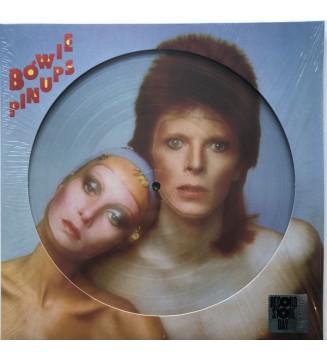 Bowie* - Pinups (LP, Album, Ltd, Pic, RE, RM) BLACK FRIDAY 2019 mesvinyles.fr