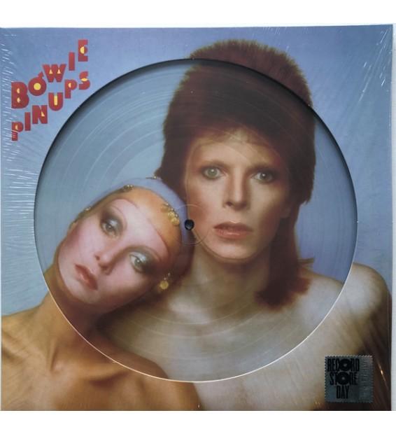 Bowie* - Pinups (LP, Album, Ltd, Pic, RE, RM)