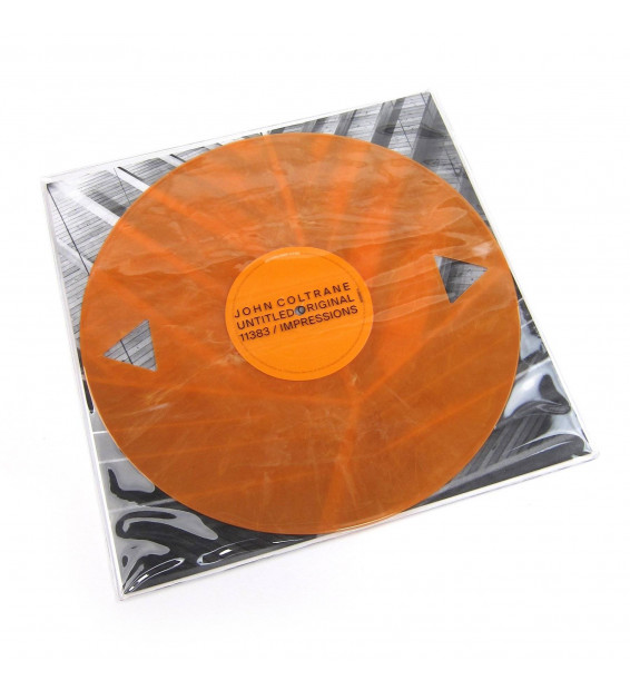 """John Coltrane - Selects From Both Directions At Once (12"""", Ltd, Ora) mesvinyles.fr"""