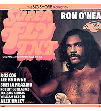 Osibisa - Super Fly T.N.T. (Original Motion Picture Soundtrack) (LP, Album) mesvinyles.fr