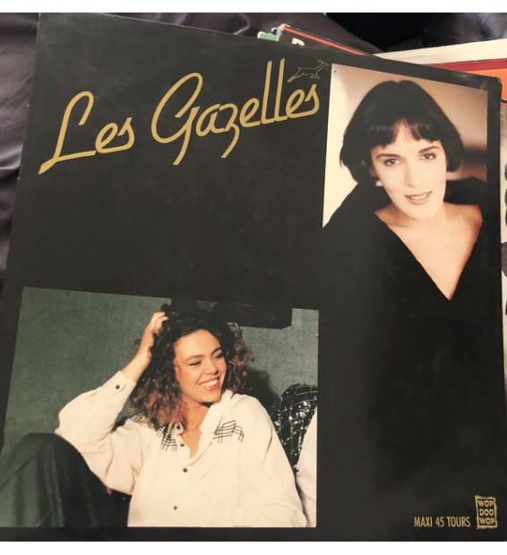 """Les gazelles - Les gazelles (12"""", Maxi, Promo) mesvinyles.fr"""