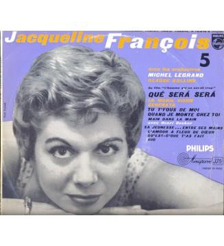 "Jacqueline François - N° 5  (10"") mesvinyles.fr"