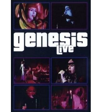 Genesis – Live - DVD mesvinyles.fr