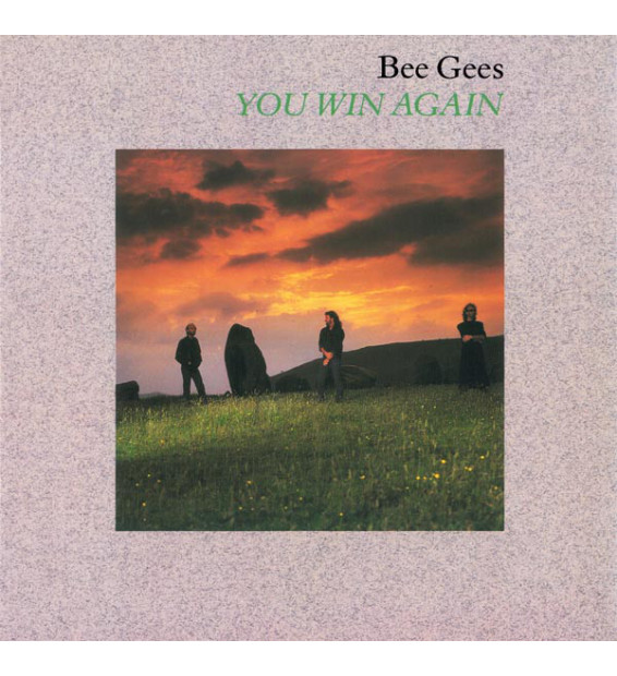 "Bee Gees - You Win Again (12"", Single) mesvinyles.fr"