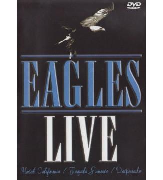 Eagles - Live (DVD-V, PAL) mesvinyles.fr