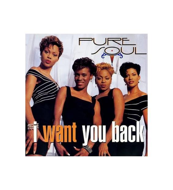 "Pure Soul - I Want You Back (12"", Single) mesvinyles.fr"