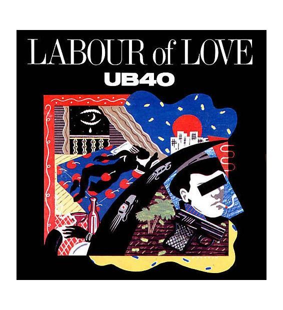 UB40 - Labour Of Love (2xLP, Comp, Dlx, RE, 180) mesvinyles.fr