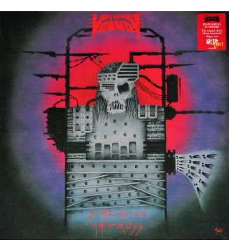 Voïvod - Dimension Hatröss (LP, Album, RE, RM) mesvinyles.fr