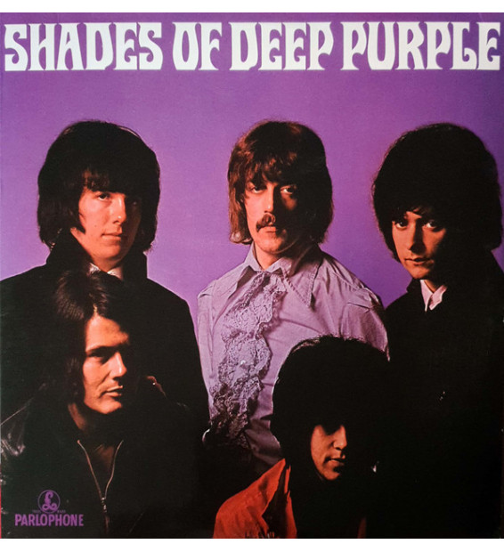 Deep Purple - Shades Of Deep Purple (LP, Album, RE, RM, 180) mesvinyles.fr