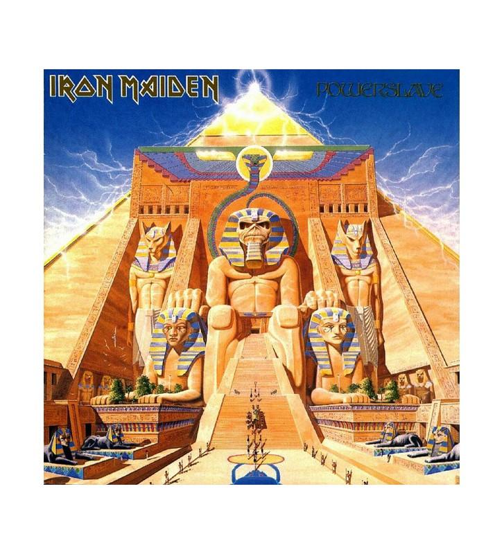 Iron Maiden - Powerslave (LP, Album, RE, RM, 180) mesvinyles.fr