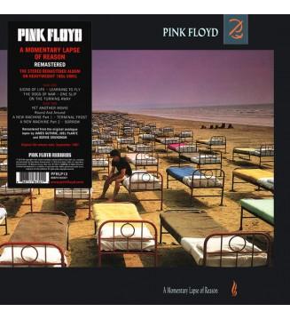 Pink Floyd - A Momentary Lapse Of Reason (LP, Album, RE, RM, Gat) mesvinyles.fr