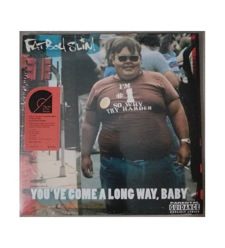 Fatboy Slim - You've Come A Long Way, Baby (2xLP, Album, Dlx, RE, 180) mesvinyles.fr