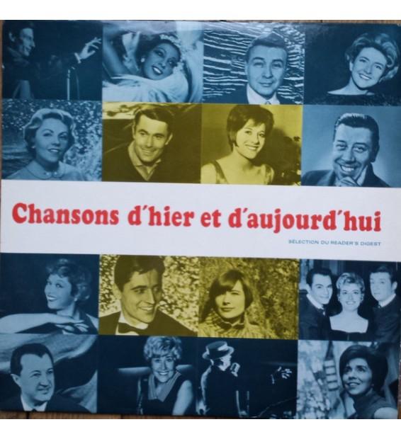 Various - Chansons D'Hier Et D'Aujourd'hui (LP, Comp)