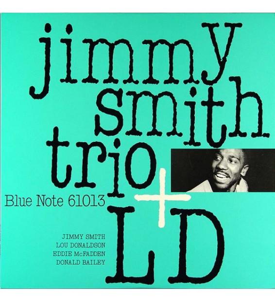 Jimmy Smith Trio + LD* - Jimmy Smith Trio + LD (LP, Album, Ltd)