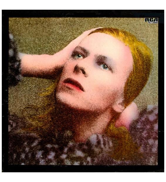 David Bowie - Hunky Dory (LP, Album, RE) mesvinyles.fr