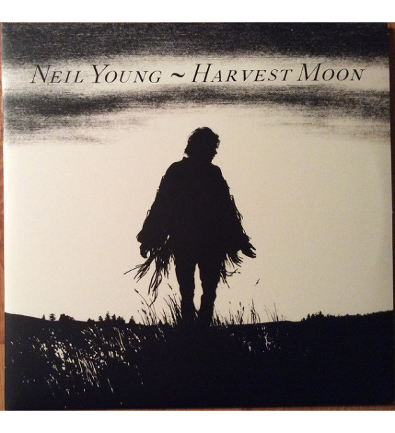 Neil Young - Harvest Moon (LP + LP, S/Sided, Etch + Album, RE)
