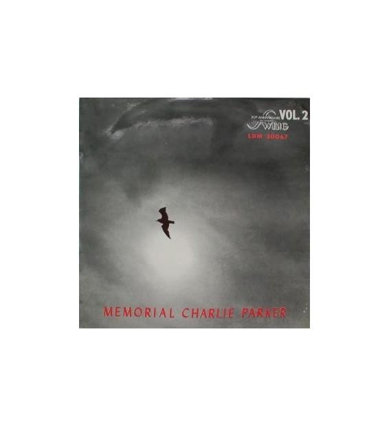 Charlie Parker - Memorial Charlie Parker (LP, Comp)