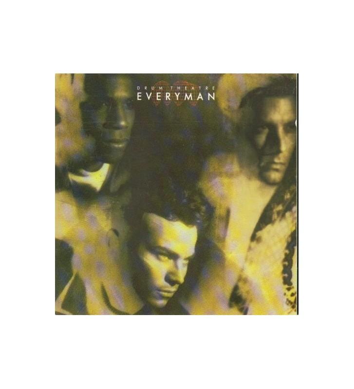Drum Theatre - Everyman (LP, Album) mesvinyles.fr