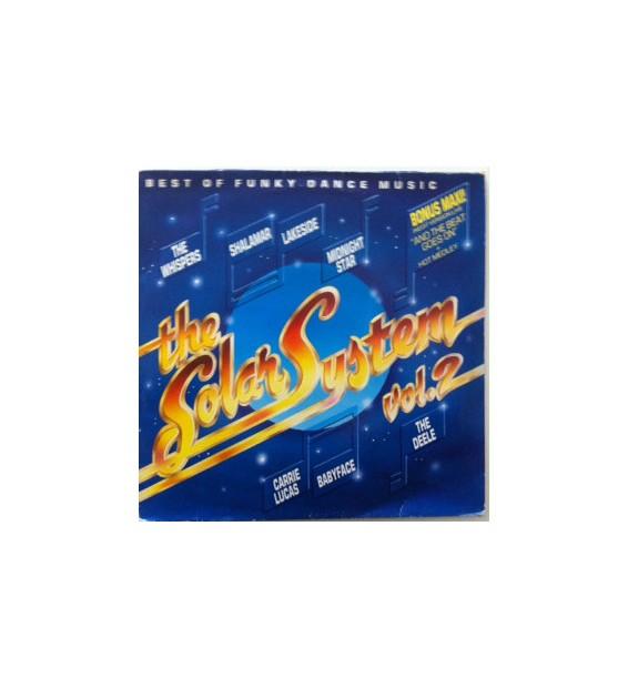 "Various - The Solar System Vol. 2 (LP, Comp + 12"", Maxi) mesvinyles.fr"