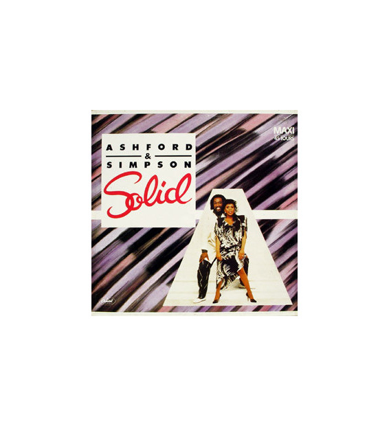 "Ashford & Simpson - Solid (12"", Maxi) mesvinyles.fr"
