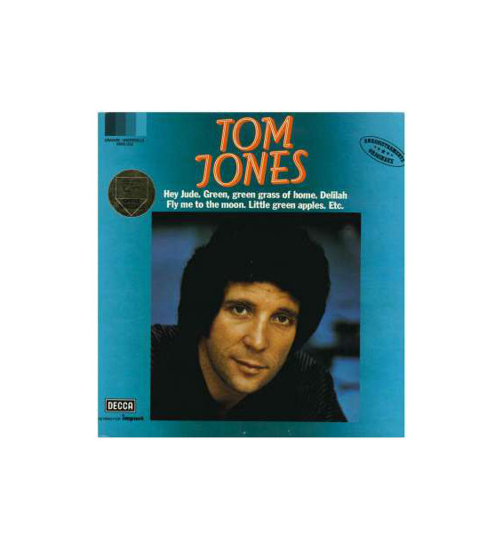 Tom Jones - Tom Jones (LP, Comp) mesvinyles.fr