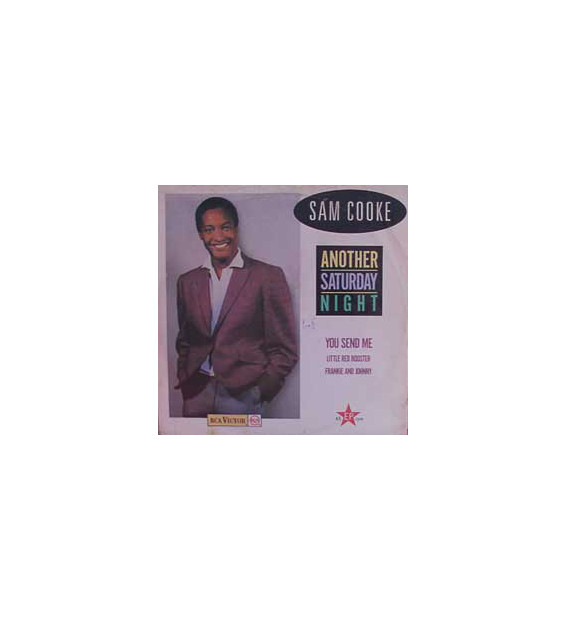 "Sam Cooke - Another Saturday Night (12"", Maxi) mesvinyles.fr"