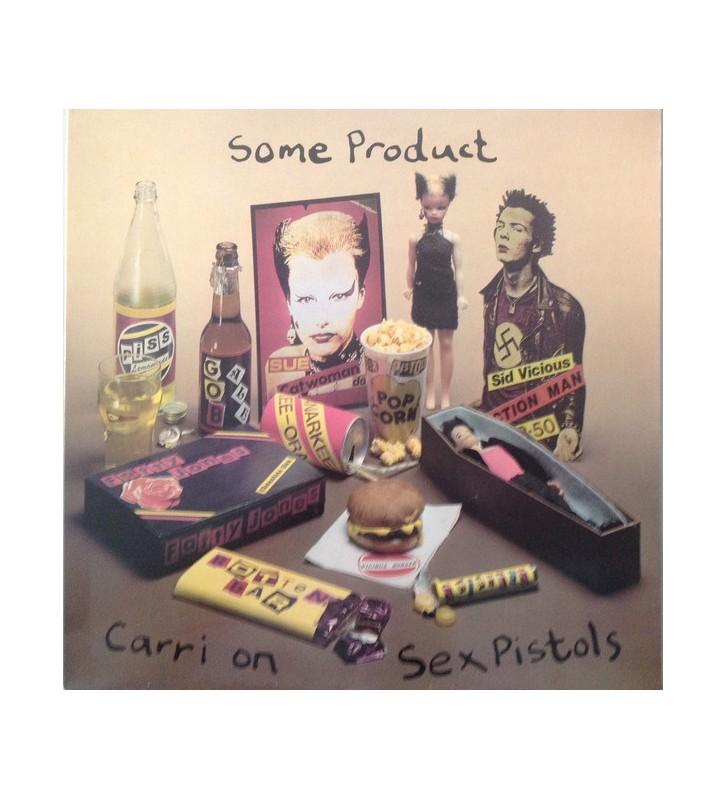 Sex Pistols - Some Product - Carri On Sex Pistols (LP, Album) mesvinyles.fr