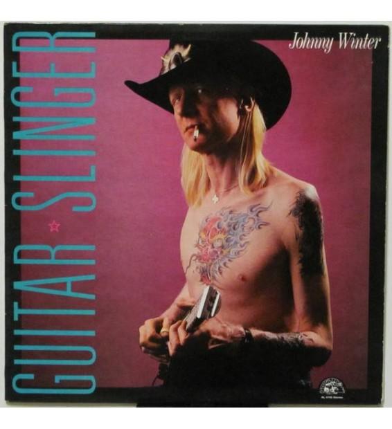 Johnny Winter – Guitar Slinger mesvinyles.fr