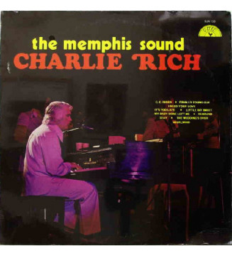 Charlie Rich - The Memphis Sound (LP, Comp)