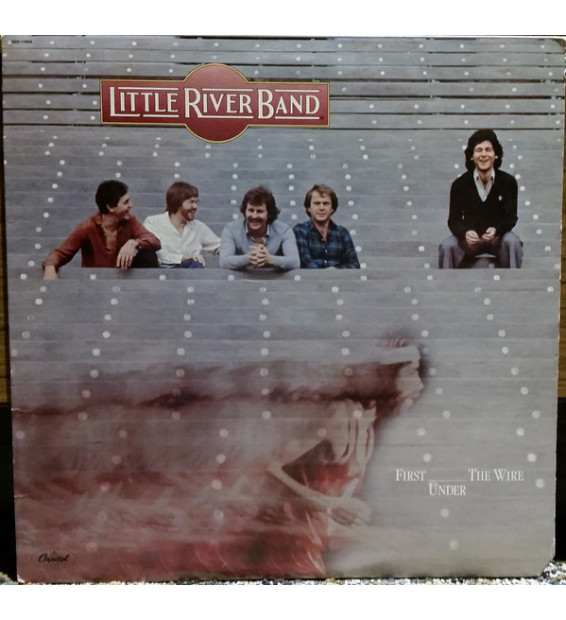 Little River Band - First Under The Wire (LP, Album, Los)
