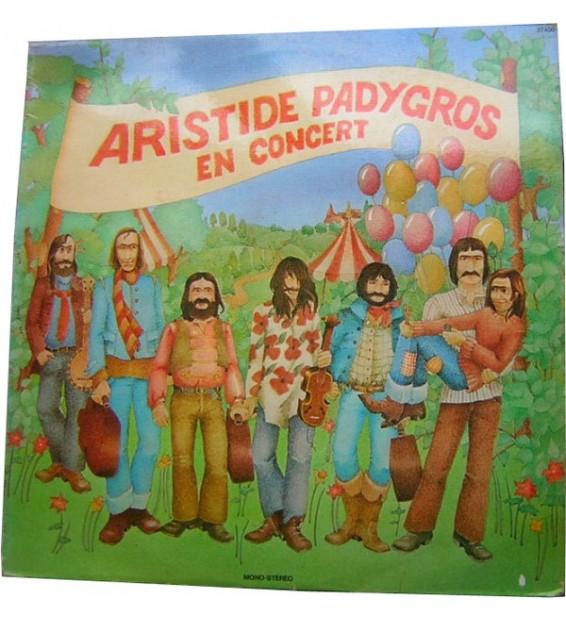 Aristide Padygros - En concert (LP, Album) mesvinyles.fr