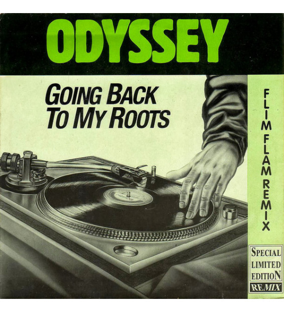 "Odyssey (2) - Going Back To My Roots (Flim Flam Remix) (12"", Maxi, Ltd) mesvinyles.fr"